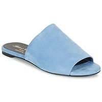 Chaussures Femme Mules Robert Clergerie GIGY Bleu