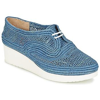 Chaussures Femme Derbies Robert Clergerie VICOLEM Bleu
