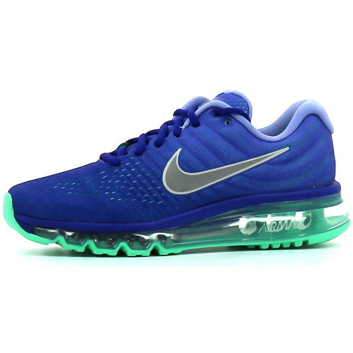 Chaussures Femme Baskets basses Nike Wmns Air Max 2017 Concord / White / Persian Violet