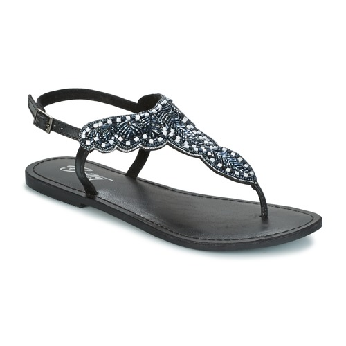 Chaussures Femme Sandales et Nu-pieds Betty London GRESA Noir