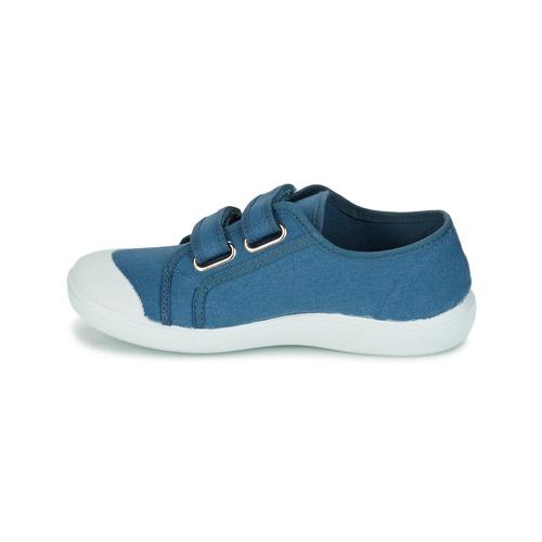 Baskets Et Glassia Citrouille Bleu Basses Compagnie Chaussures Enfant tdhCQsr