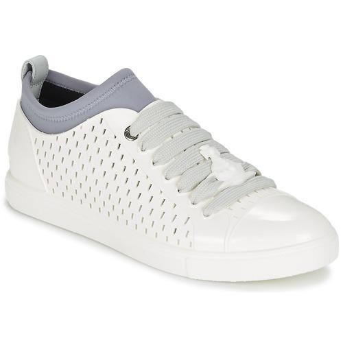 Chaussures Homme Baskets basses Vivienne Westwood ORB ENAMELLED SNKER Blanc