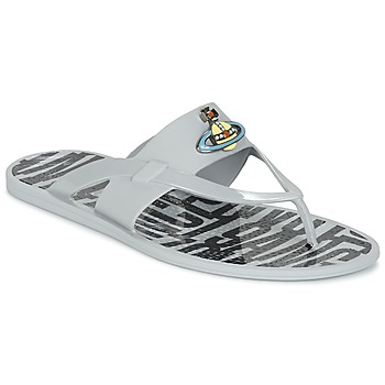Chaussures Homme Tongs Vivienne Westwood ORB ENAMELLED SDL Gris