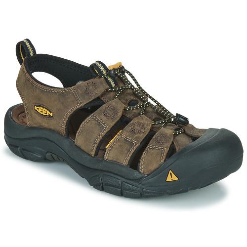 Keen NEWPORT Marron - Livraison Gratuite avec - Chaussures Sandale Homme