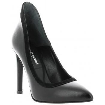 Chaussures Femme Escarpins Nuova Riviera Escarpins cuir Noir