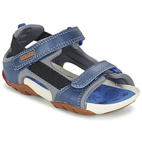 Chaussures Garçon Sandales et Nu-pieds Camper OUS Bleu