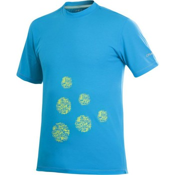 T-shirts manches courtes Craft Active Logo Run Tee