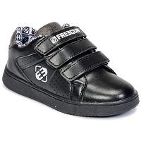 Chaussures Enfant Baskets basses Freegun FG ULSPORT Noir / Blanc