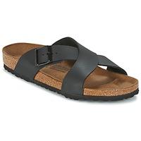 Chaussures Homme Mules Birkenstock TUNIS Noir