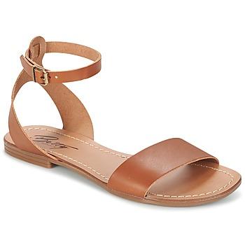Chaussures Femme Sandales et Nu-pieds Betty London GIMY Camel