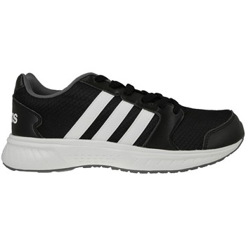 Chaussures Homme Baskets basses adidas Originals VS Star Gris-Blanc-Noir