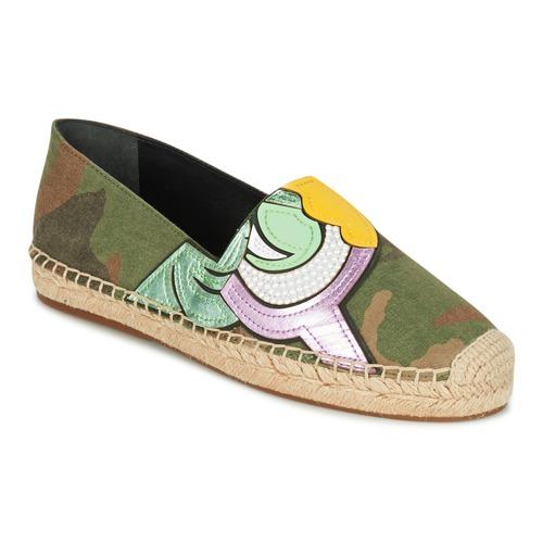 Chaussures Femme Espadrilles Marc Jacobs SIENNA Kaki