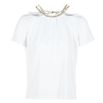 Vêtements Femme Tops / Blouses Versace Jeans B2HPB721 Blanc