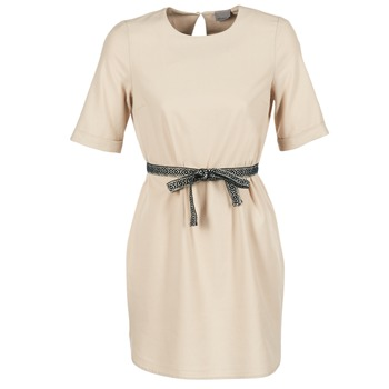 Vêtements Femme Robes courtes Vero Moda MILO SUKI Beige