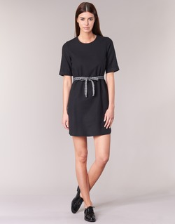 Vêtements Femme Robes courtes Vero Moda MILO SUKI Noir