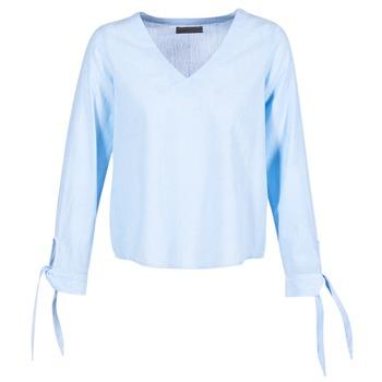Vêtements Femme Tops / Blouses Vero Moda ELVA Bleu