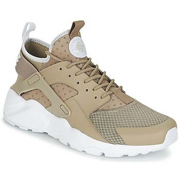 Chaussures Homme Baskets basses Nike AIR HUARACHE RUN ULTRA Kaki