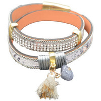 Bracelets Selection Francuir Bracelet fantaisie B-BOGRIS