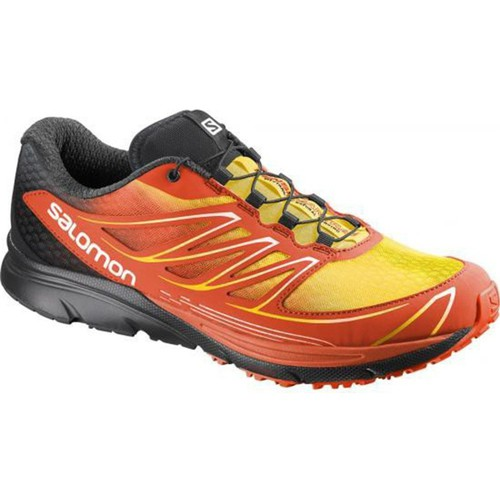Chaussures-de-running Salomon Sense Mantra 3 Rouge 350x350
