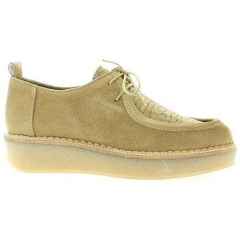 Derbies Minka Derby cuir velours