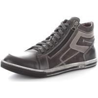 Chaussures Homme Baskets basses Nero Giardini A604380U Basket Homme Antracite Antracite