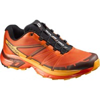 Chaussures Homme Running / trail Salomon Wings Pro 2 Orange