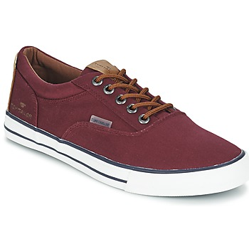Chaussures Homme Baskets basses Tom Tailor EXIBOU Bordeaux
