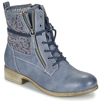 Chaussures Femme Boots Tom Tailor RELOUNI Bleu