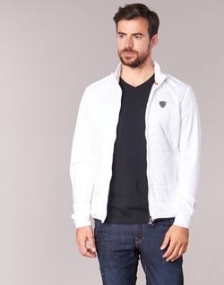 Vêtements Homme Blousons Emporio Armani EA7 GREEN CLUB Blanc