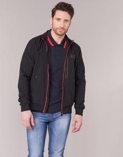Vêtements Homme Blousons Emporio Armani EA7 TRAIN EVOLUTION Noir