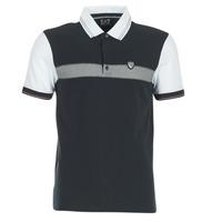 Vêtements Homme Polos manches courtes Emporio Armani EA7 TENNIS CLASSIC Marine / Blanc