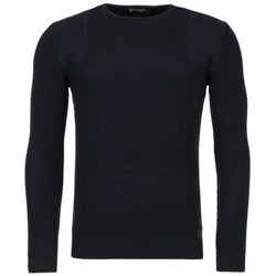 Vêtements Homme Pulls Beststyle Pull homme classique marine Marine