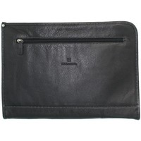 Sacs Homme Porte-Documents / Serviettes Hexagona Conferencier  en cuir ref_xga40238-noir-37*27*6 Noir