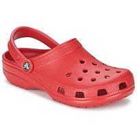 Chaussures Sabots Crocs CLASSIC Rouge