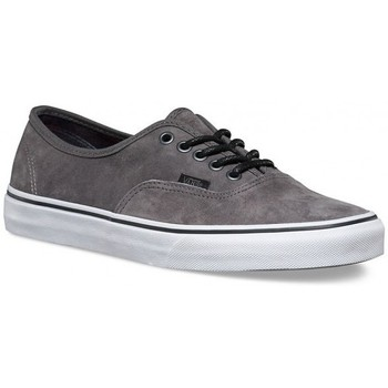 Chaussures Homme Baskets mode Vans Chaussures  U Authentic - Textured Suede Gris