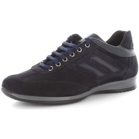 Chaussures Homme Baskets basses Again 107 Basket Homme Blue Blue