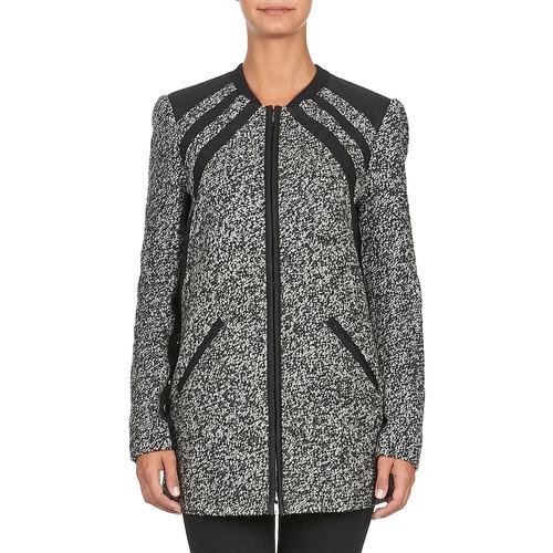 TRINA  Yas  manteaux  femme  gris