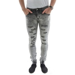 Vêtements Homme Jeans Sixth June jeans  1921h gris gris
