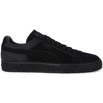 Chaussures Femme Baskets basses Puma SUEDE CASUAL EMBOSS     73,5
