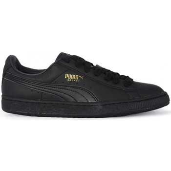 Chaussures Homme Baskets basses Puma BASKET CLASSIC Nero