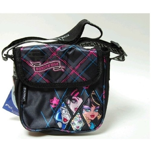 Sacs Enfant Sacs Monster High Sacoche Noir