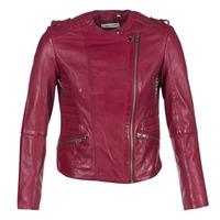Vêtements Femme Vestes en cuir / synthétiques Naf Naf CRISCA Bordeaux