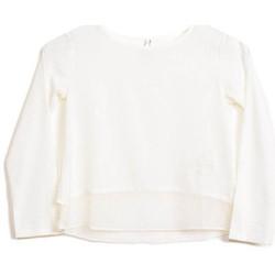 Chemises / Chemisiers Kaporal Chemise fille  Popa Off White