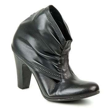 Chaussures Femme Bottines Now CAJAMAR Noir