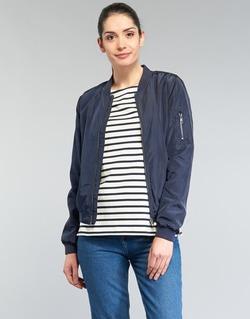 Vêtements Femme Blousons Only LINEA NYLON Marine
