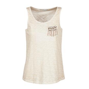 Vêtements Femme Débardeurs / T-shirts sans manche Only VIOLA Beige