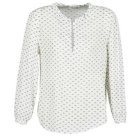 Vêtements Femme Tops / Blouses Only NELLY 7/8 Blanc