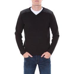 Vêtements Homme Pulls Ritchie PULL V LEXIC Noir