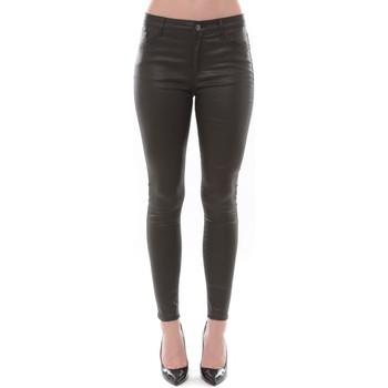 Vêtements Femme Pantalons 5 poches Comme Des Filles Jean Love Denim Kaki 123P16H-3 Vert
