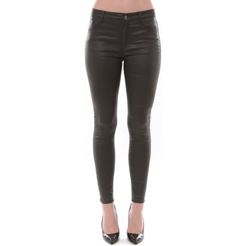 Pantalon Comme des garcons jean love denim kaki 123p16h-3